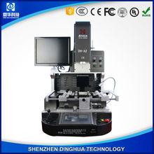 Dinghua auto optical alignment bga rework station DH-A2 auto soldering machine