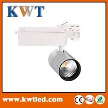High CRI CITIZEN COB LED Track spotlight 45W led track light 40w replace 70w mental halide tracklight for Clothing shop