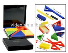 Artículo promocional de venta al por mayor, juego de papelería para niños.