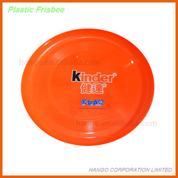 9'' Plastic Flying Plastic Frisbee Boomerang With Logo Printing