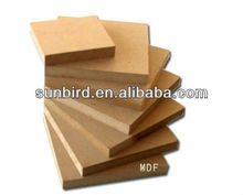 1220*2440*15mm panel /mdf /mdf board 30mm thickness /decorative wood lattice for furniture or kitchen cabinet