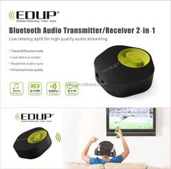 EDUP Newest bluetooth transmitter Wireless Bluetooth 4.0 Music Transmitter And Receiver EP-BTR3517