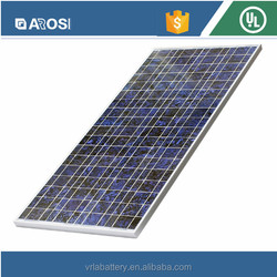 Poly and Mono Solar Panels 250 Watt of High Efficiency