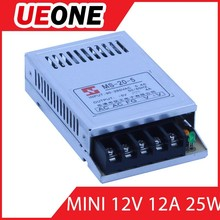 UEONE single output 12v 2a 25W miniature switching power supply