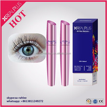 Most beautiful REAL PLUS eyelash makeup 3d fiber mascara