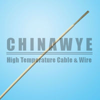 UL3122 Heat Resistant Silicone Fiberglass Wire and Cable