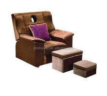Équipement du spa et spa fauteuil de pédicure utilisé sexe chaise