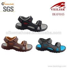 Diseño de moda desnudo sandalias de los niños, nombre de marca china los niños sandalias de lujo