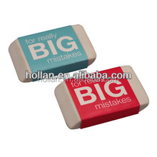 Giant Eraser For Really Big Mistakes