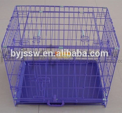 Hot Sale Purple Dog Kennel