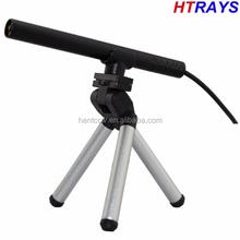 Infrared 300X mini digital manual focusing video usb microscope camera with tripod
