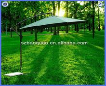 Promotion ourdoor beer umbrella for sun and rain