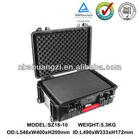 high quality flight case with foam insert
