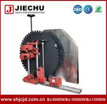 BAOJIE 800mm 240 volt electric wall concrete saw cutting machine equipment