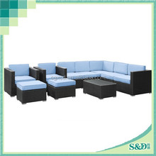 2015 new design outdoor garden storage base sofa furniture made in China