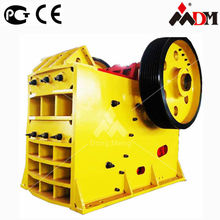 shanghai DongMeng aggregate stone jaw crusher machine manufacturer certified by CE ISO GOST