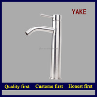 ss/brass single handle kitchen faucet with high quality/ Antique ss faucet