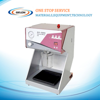 small vacuum planetary mixer machine for lithium ion battery research laboratory research GN-SFM-7