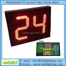 electronic led basketball 24 seconds in used