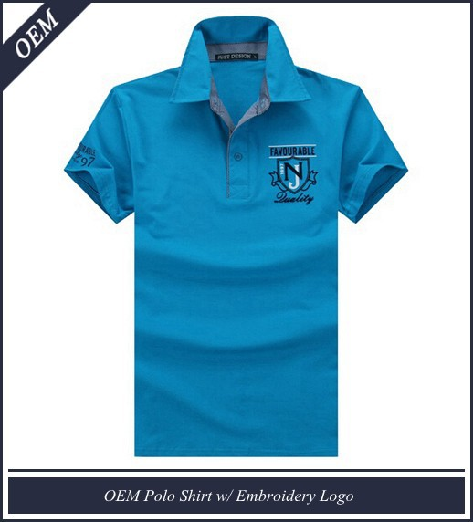 Custom Private Label Polo T Shirts Blank Wholesale China