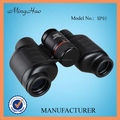 Alta Resoluition Binocular plegable telescopios 10 x 24