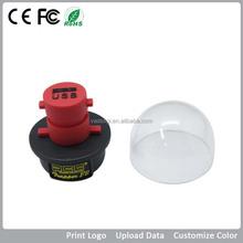 Christmas usb for gift/PVC Christmas tree usb/Custom cartoon PVC usb flash drive 1gb 2gb 4gb 8gb 16gb 32gb 64gb 128gb