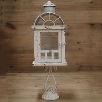 High Standard Elegant Wrought Iron Lanterns/Iron Candle Lantern