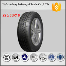 china car tyre new with best rubber, 225/55R16 cheap car tires