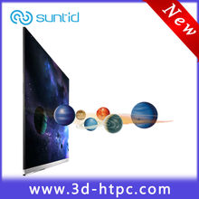 Chinese Gold supplier all in one computer case with 32-84 inch IPS Screen 3D TV with windows and android system