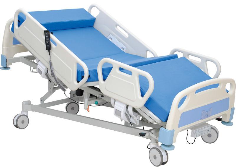 Hospital Bed On Side