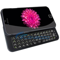 """2015 Ultra Thin Slid-out Wireless Bluetooth Keyboard For iPhone 6 4.7"""""""
