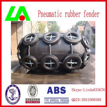 Marine Boat Rubber Fender, Inflatable/Pneumatic Rubber Fender, Cylindrical Rubber Fender for Boat