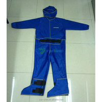 Medical overall nuclear radiation x-ray protective clothing