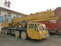 40ton famous brand used Kato NK400E mobile crane sales in Shanghai