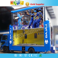 Fixed Installation Waterproof Truck Mobile Led Display truck led display easy installation fast delivery in ali