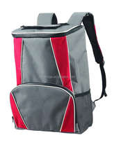 2015 most popular creative High reflective leather lunch cooler bag for men