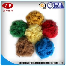 polyester staple fiber company in china