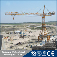 SCM Topkit Tower Crane 9-63T/Tower Crane in China/Stationary/Traveling