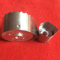 heart-shaped packaging serrated blade for jelly sealing machine