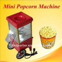 Best snack food on christmas day in street,(Popcorn Machine )