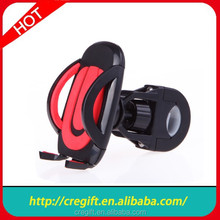Bike Mount Holder Cradle for iPhone 360' Rotatable - Compatible for ALL Smartphone - Motorcycle and Bicycle Cellphone Mount!