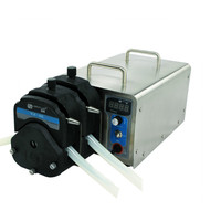 Pharmacy Syrup dosing ,larger torque Peristaltic Pump WG600S-2YZ35