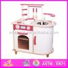2015 new wooden kitchen toy,popular wooden kitchen,hot sale wooden kitchen toy W10C033
