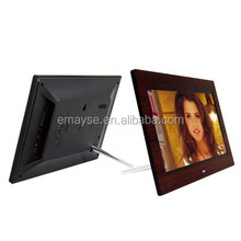 8 inch lovely acrylic digital photo frame with video playback function
