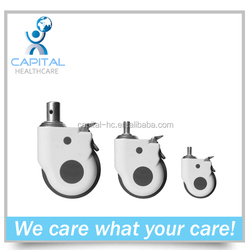 CP-A233 5/4/3 inch bed caster wheels