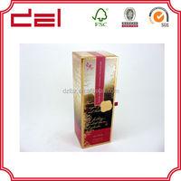 Top seling custom printed olive oil boxoil box