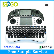 I8 touch pad mouse wireless wireless keyboard easy to control M8S android tv box