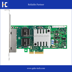 593722-B21 NC365T 4-Ports Network Adapter for hp