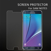 Factory Price for Samsung galaxy note5 Screen Protector, Nuglas Tempered Glass Screen Protector for Samsung galaxy note5
