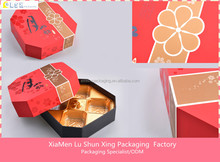 Paper gift box Mooncake packing box custom food gift package